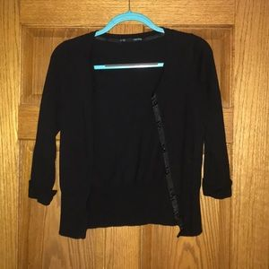Maurice's 3/4 sleeve cardigan size small